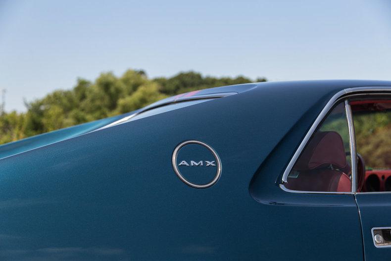 1968 AMC AMX