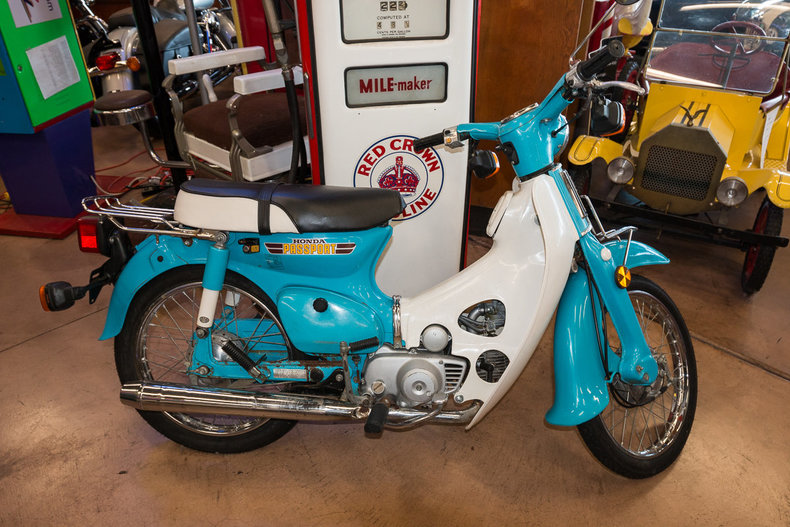 1981 Honda 70 Deluxe