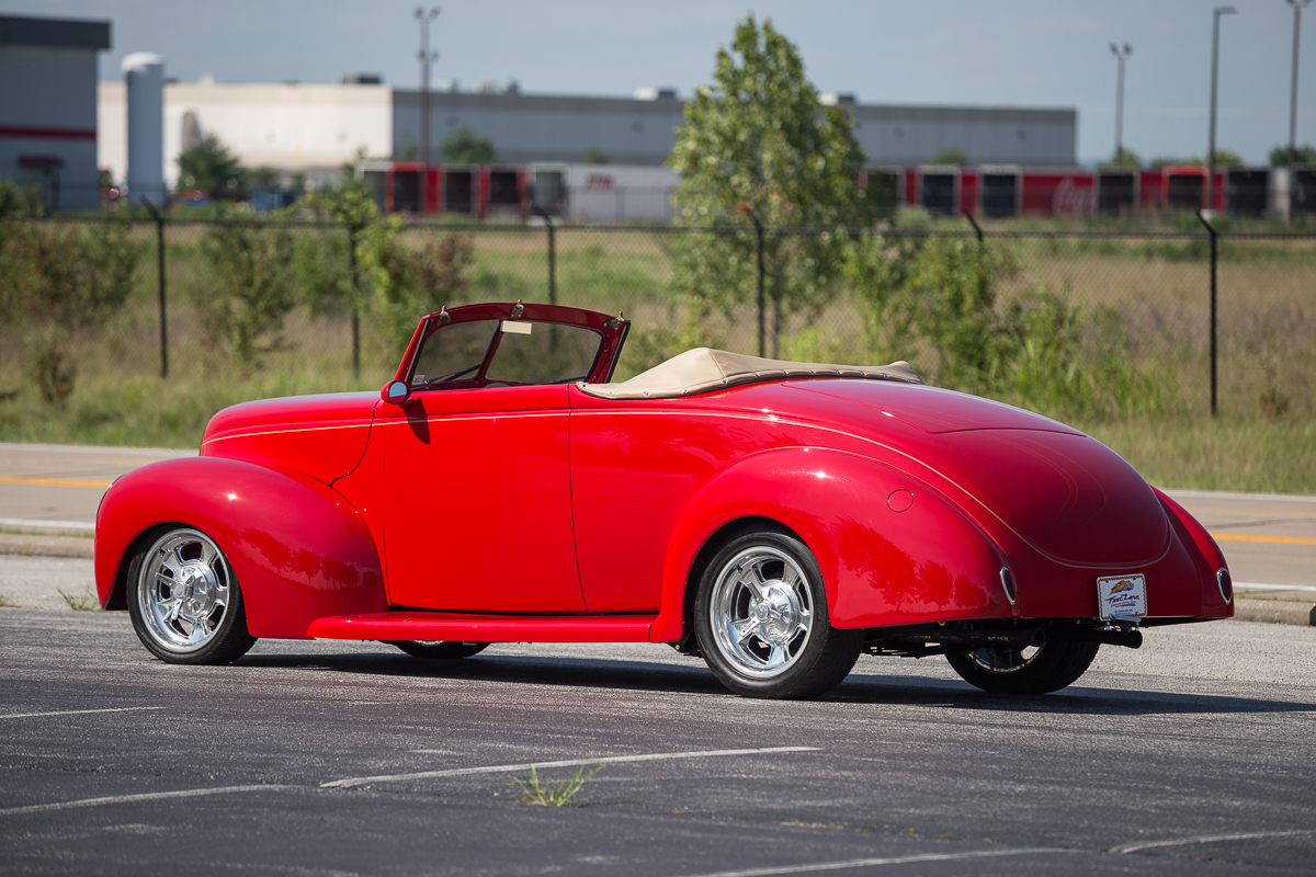 1939 Ford Cabriolet | Fast Lane Classic Cars - photo#35