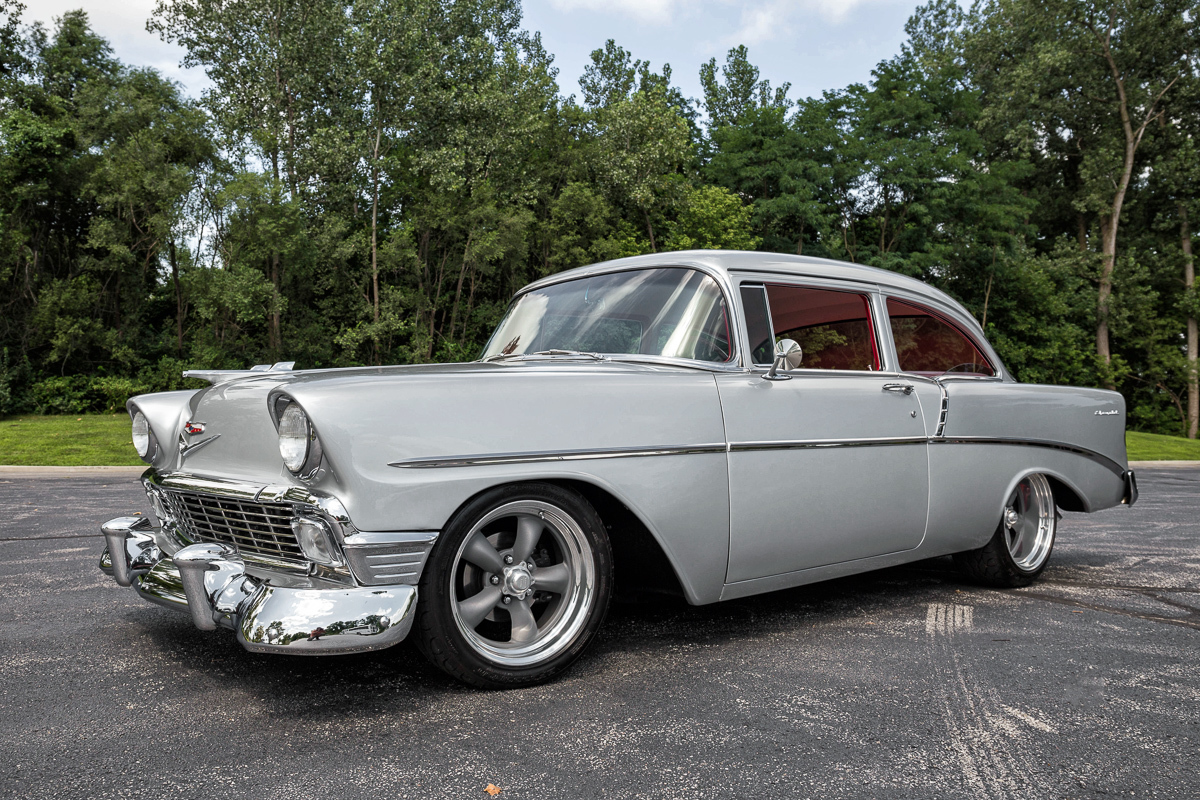 All Chevy chevy classic cars : 1956 Chevrolet 210 | Fast Lane Classic Cars
