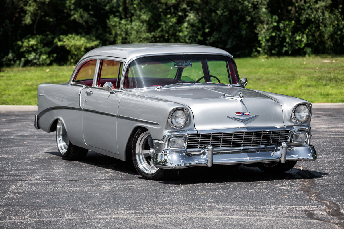 Chevrolet Bel Air 1956 >> 1956 Chevrolet 210 | Fast Lane Classic Cars