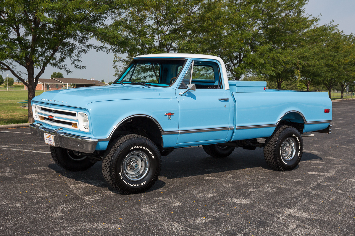 Truck c 10 chevy truck : 1967 Chevrolet C10 | Fast Lane Classic Cars