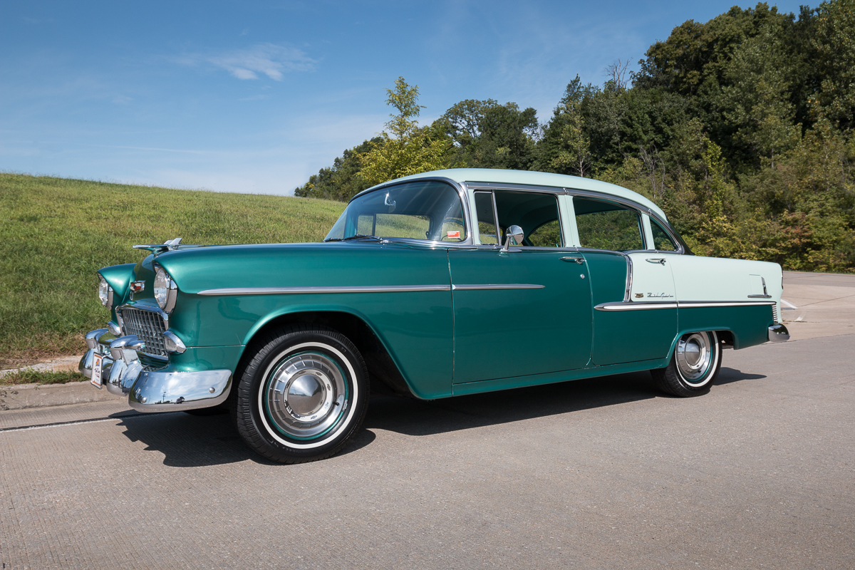 1955 Chevrolet Bel Air My Classic Garage