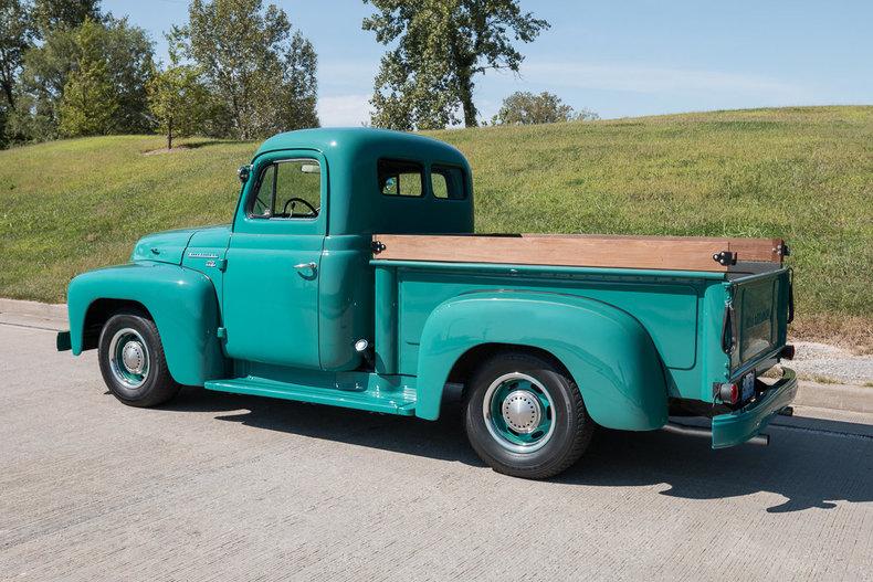 1955 International Harvester Harvester