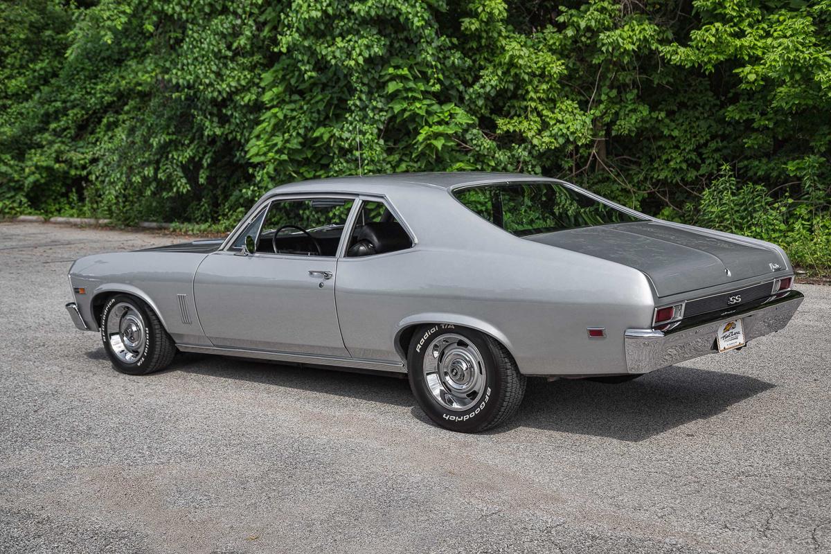 1969 Chevrolet Nova | Fast Lane Classic Cars | 1200 x 800 jpeg 979kB
