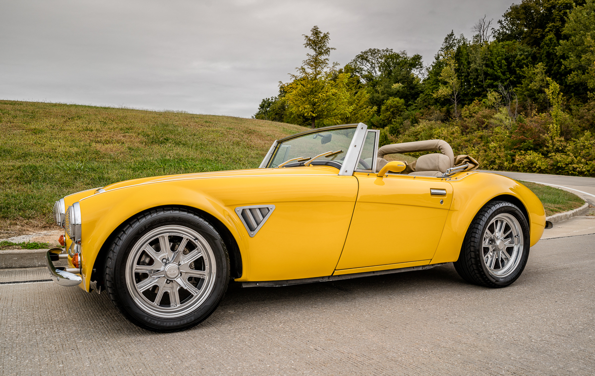 1963 Austin-Healey Roadster | Fast Lane Classic Cars