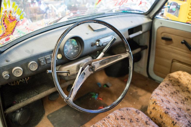 1966 Trabant Kombi
