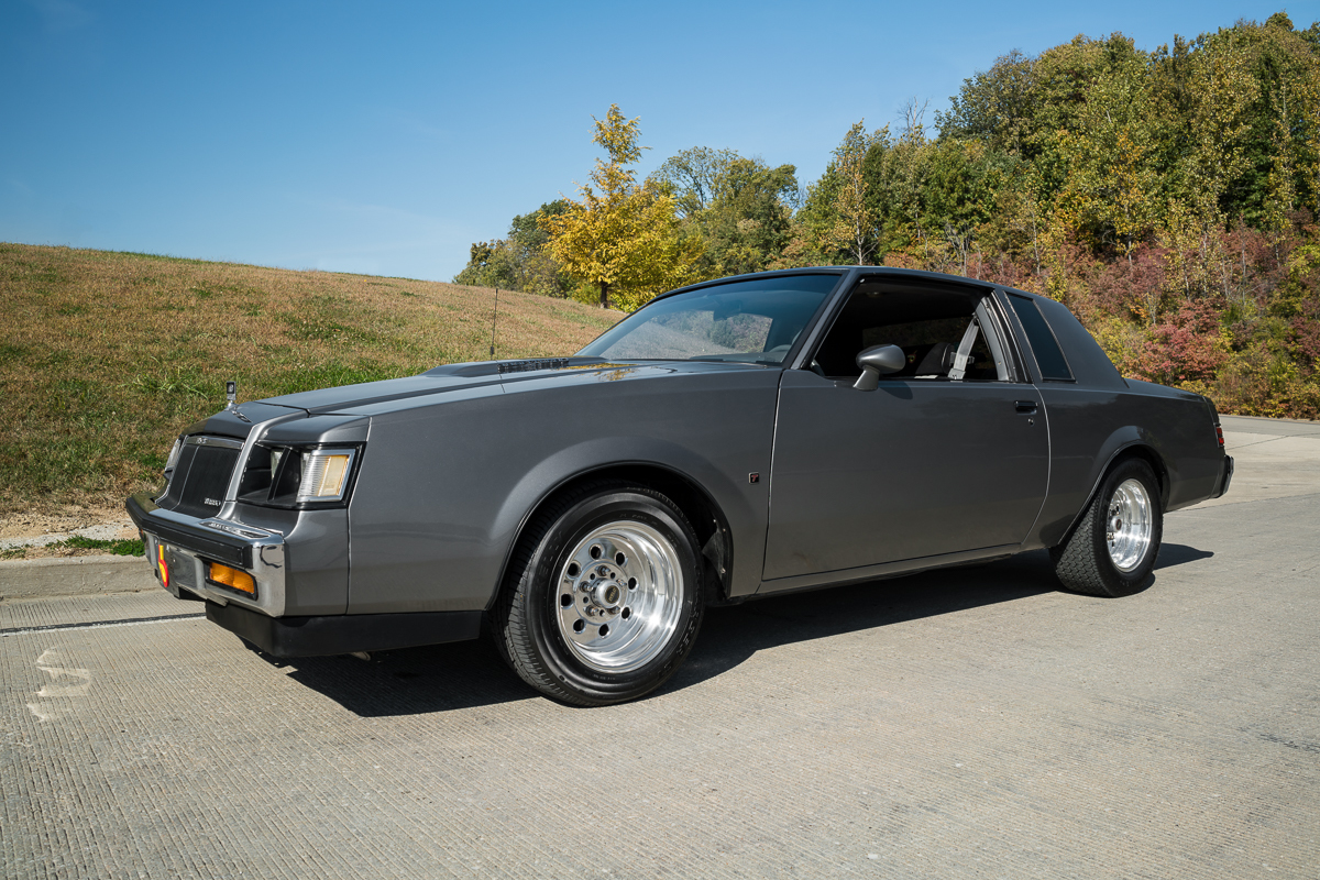 1987 Buick Regal Fast Lane Classic Cars