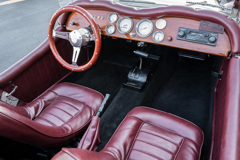 1928 Mercedes-Benz Gazelle
