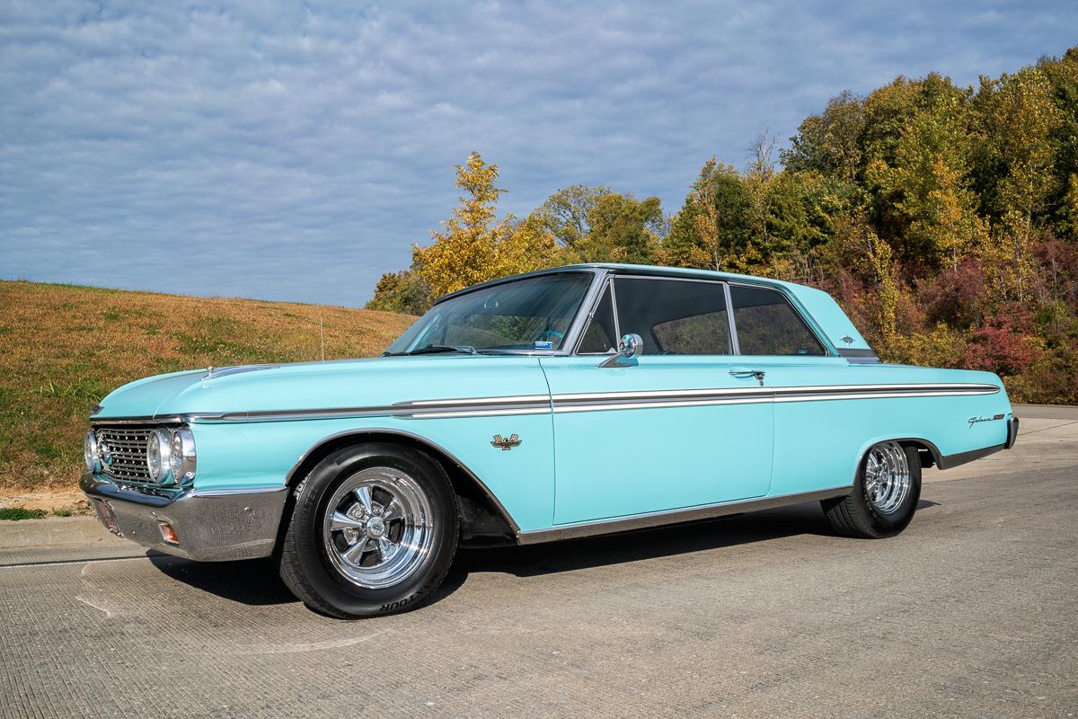 1962 Ford Galaxie | Fast Lane Classic Cars