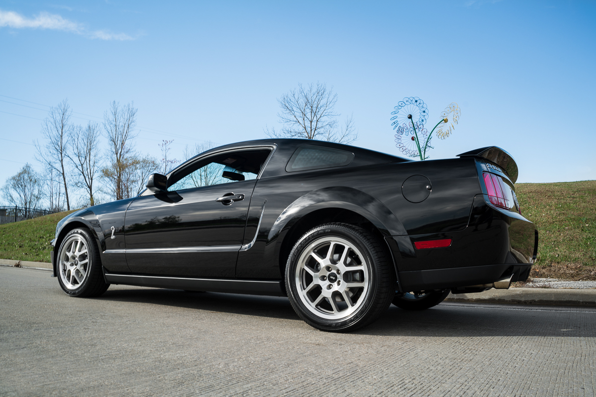 2008 ford shelby gt500 fast lane classic cars. Black Bedroom Furniture Sets. Home Design Ideas