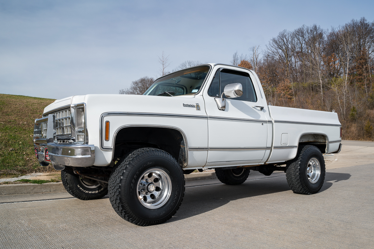Gmc Truck For Sale >> 1979 Chevrolet K-10 | Fast Lane Classic Cars
