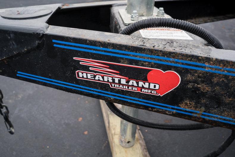 2014 Heartland Trailer