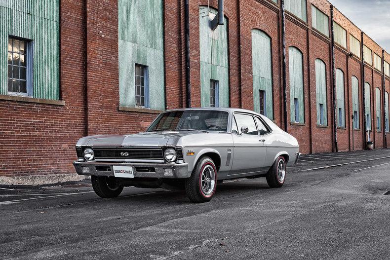 1970 Chevrolet Nova