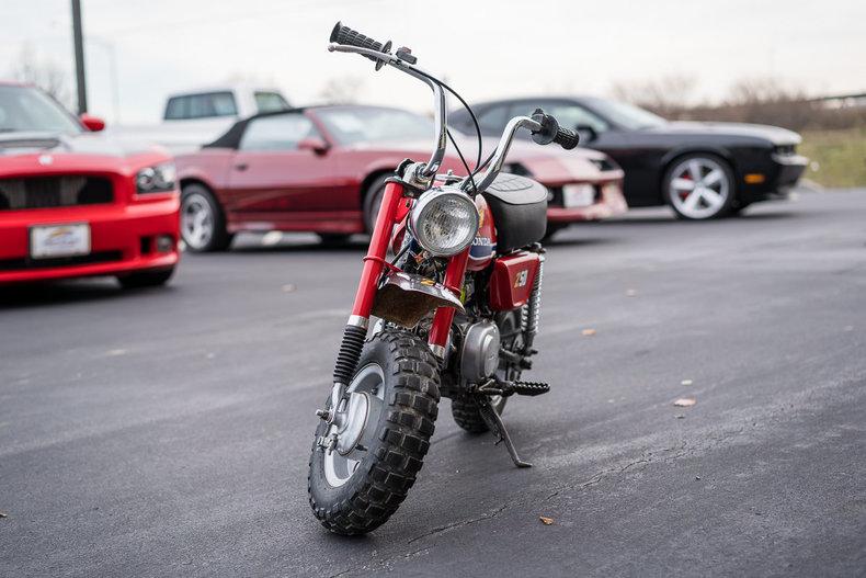 1977 Honda Z50