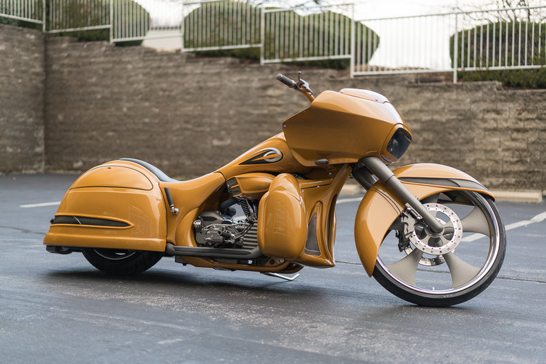 2006 Harley-Davidson Custom