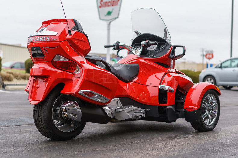 2011 Can Am Spyder