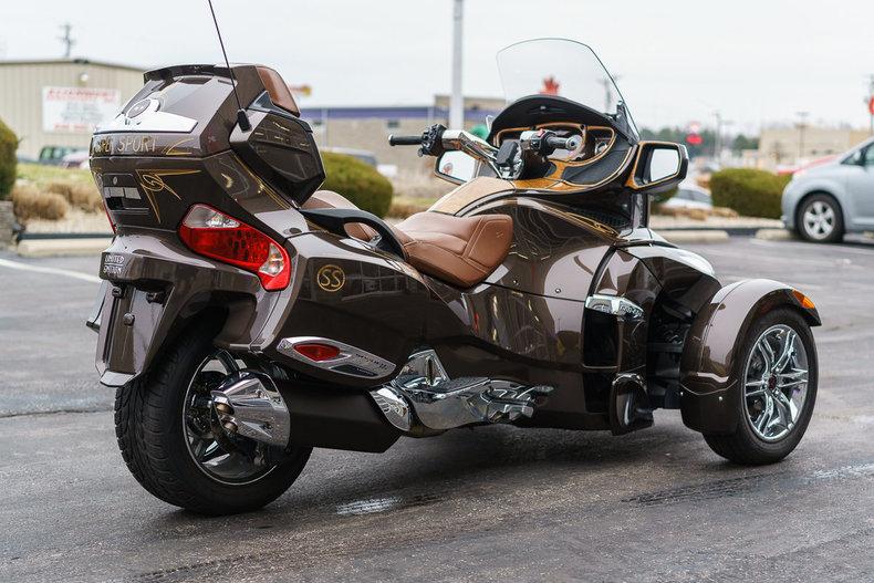 2012 Can Am Spyder