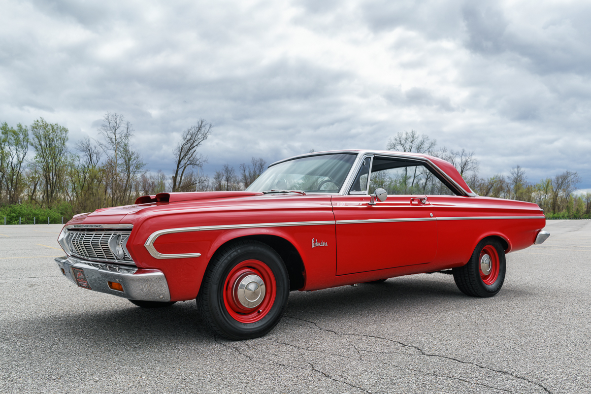 1964 Plymouth Belvedere Fast Lane Classic Cars