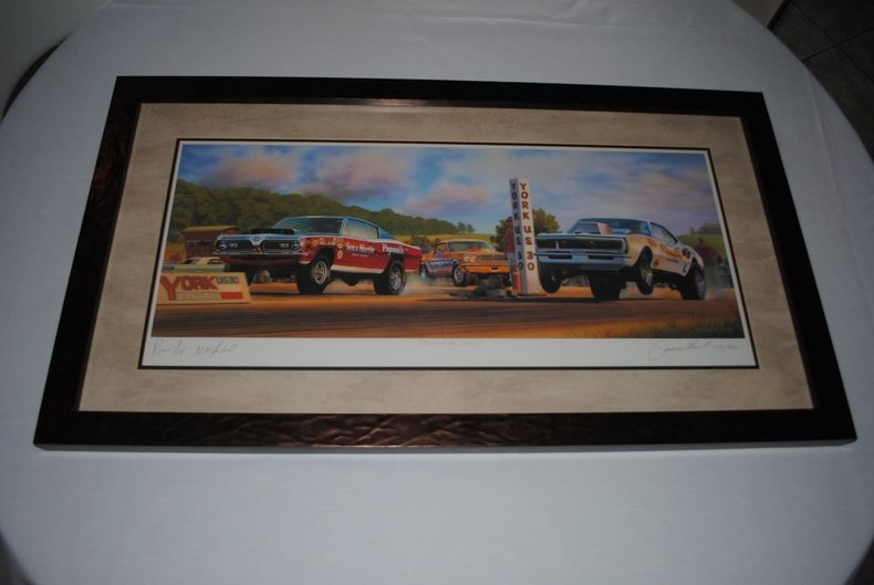The Perfect Man Cave Decor for Drag Racing Enthusiasts!
