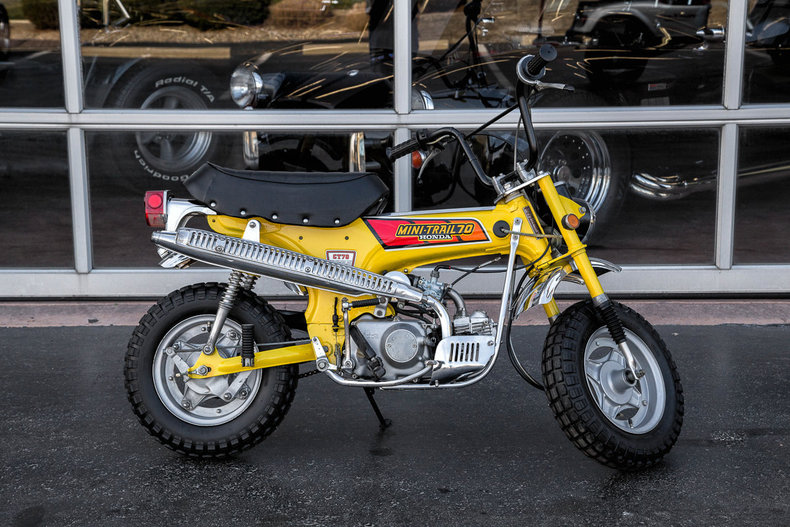 1971 Honda Trail