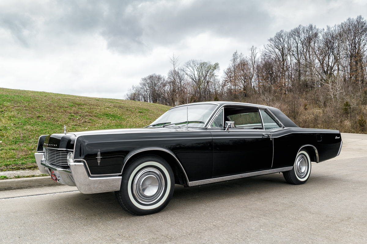 Nice Front Doors 1966 Lincoln Continental Fast Lane Classic Cars