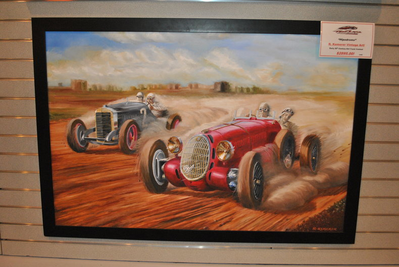Gorgeous original painting signed by artist!