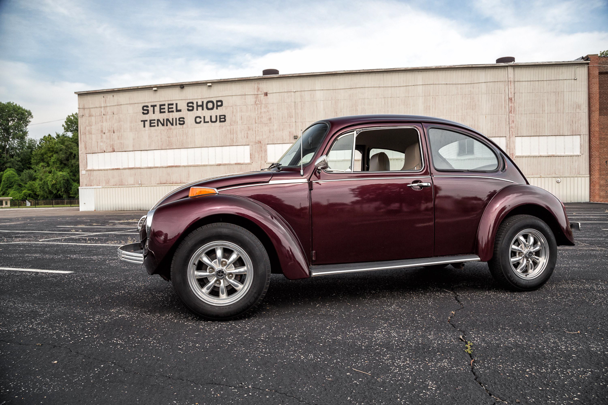 1974 Volkswagen Super Beetle Fast Lane Classic Cars
