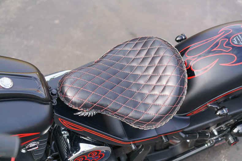 2005 Harley-Davidson Deuce Bobber
