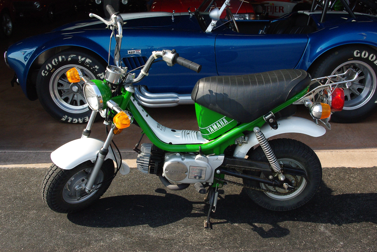 Automatic Transmission Motorcycle >> 1975 Yamaha Chappy | Fast Lane Classic Cars
