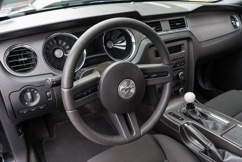 2012 Ford Mustang