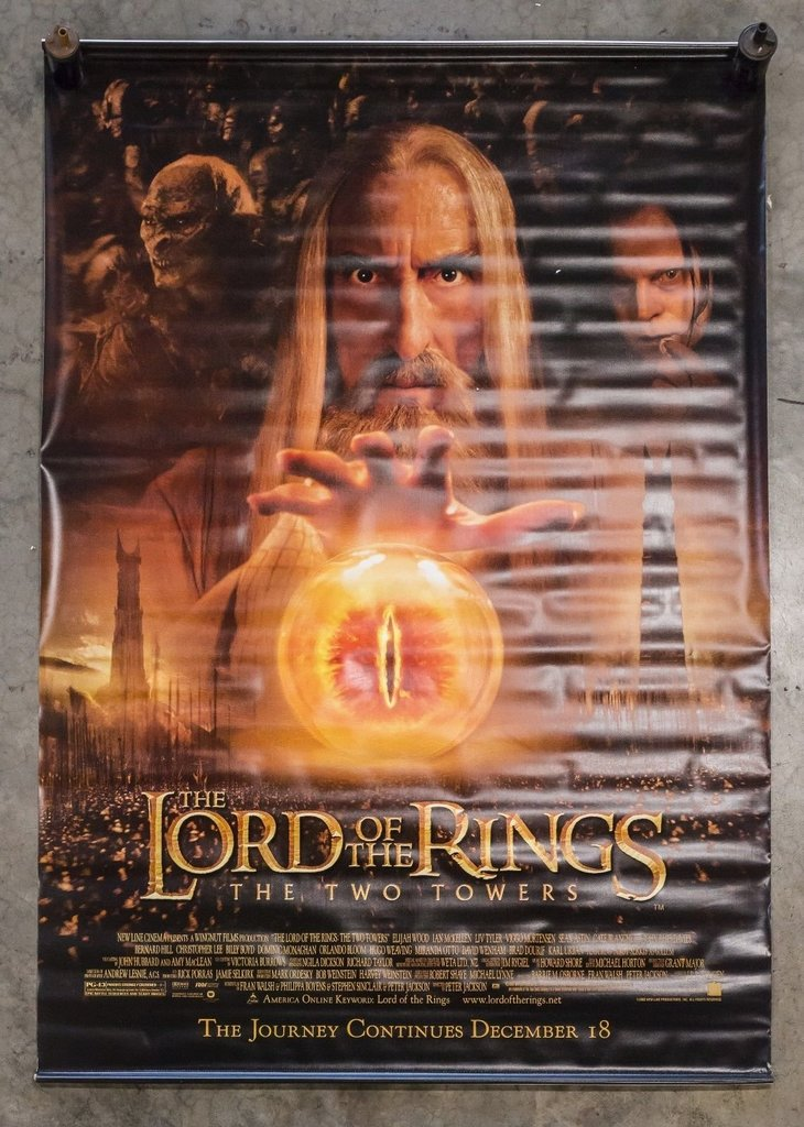 Perfect gift for any Lord of the Rings fan!
