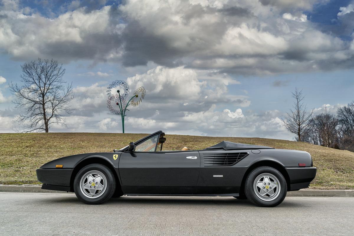 1986 Ferrari Mondial Fast Lane Classic Cars