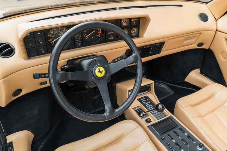 1986 Ferrari Mondial