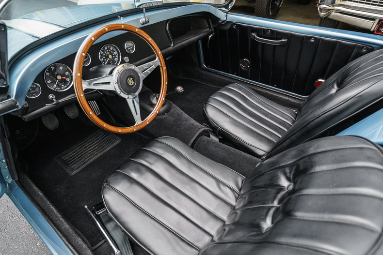 1962 Sunbeam Alpine