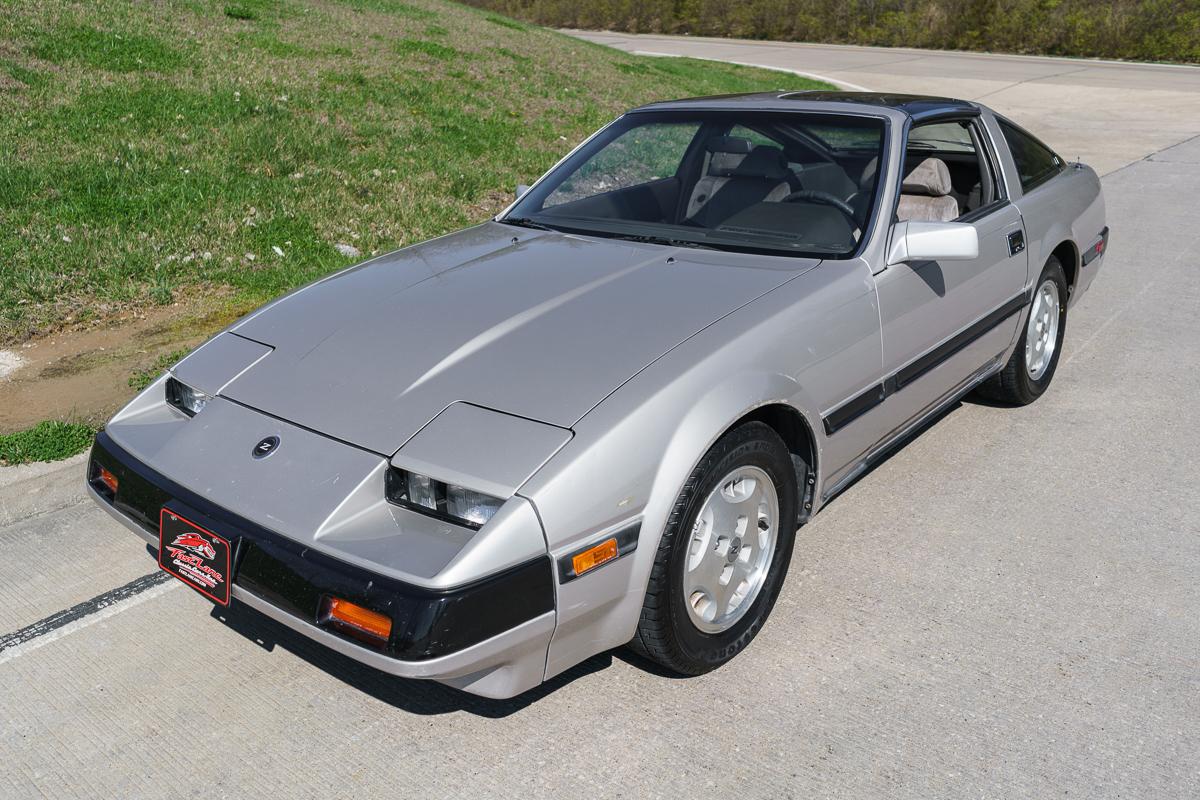 1985 nissan 300zx fast lane classic cars. Black Bedroom Furniture Sets. Home Design Ideas