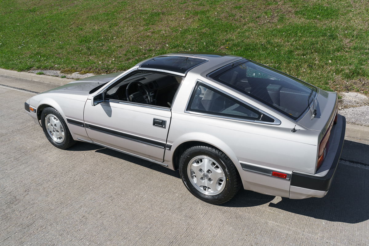 Cheap Car Tires >> 1985 Nissan 300ZX | Fast Lane Classic Cars