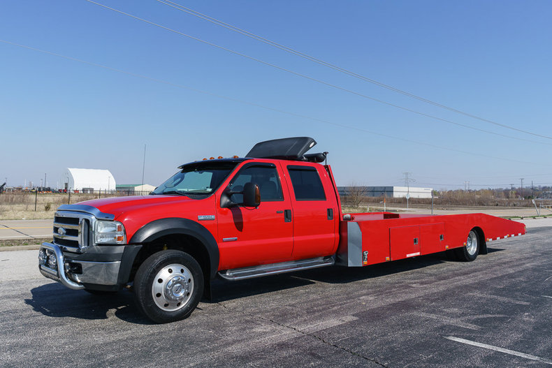 2006 Ford F550