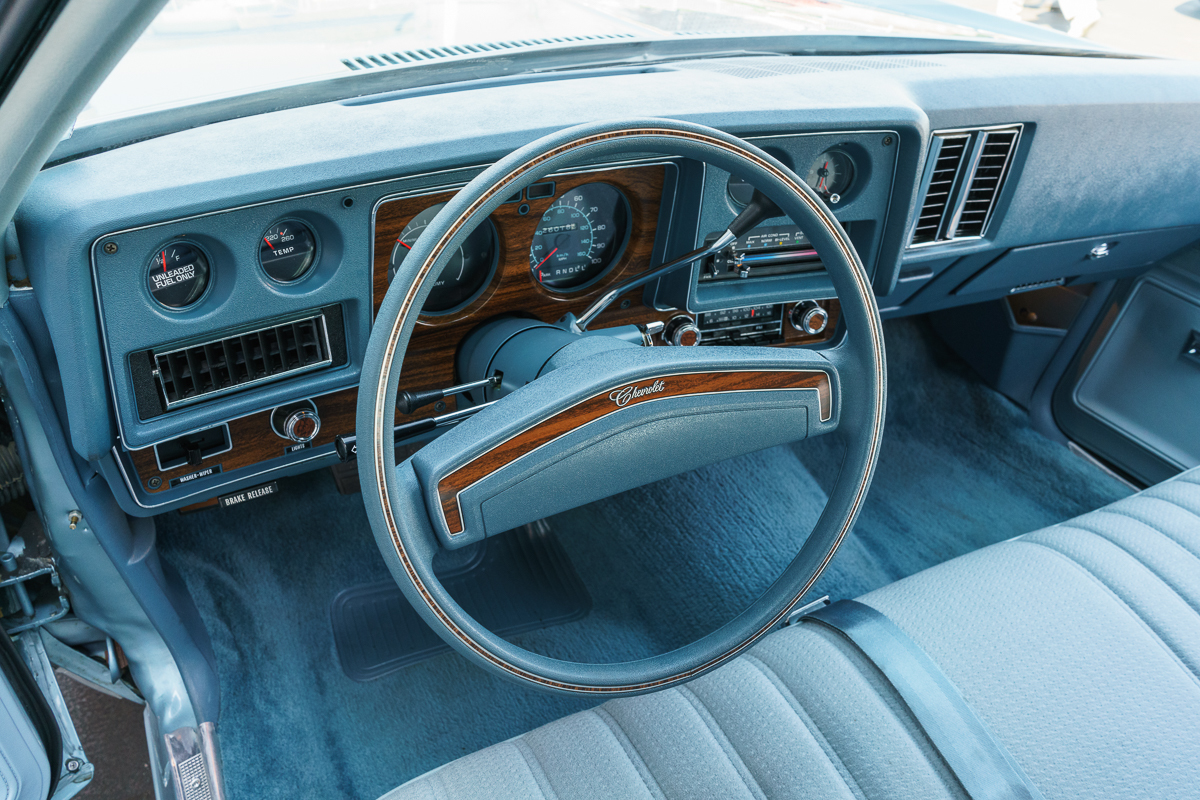 1977 chevrolet monte carlo fast lane classic cars. Black Bedroom Furniture Sets. Home Design Ideas