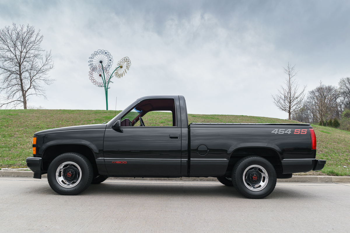 1990 Chevrolet 454 Ss Pickup Fast Lane Classic Cars 1976 Chevy Spirit Of 76 Truck