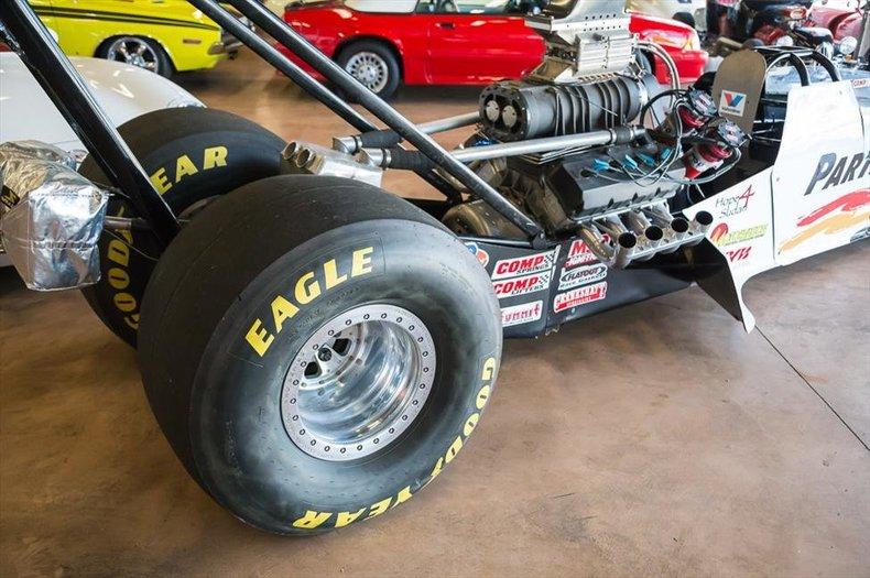1993 Top Fuel Drag Car