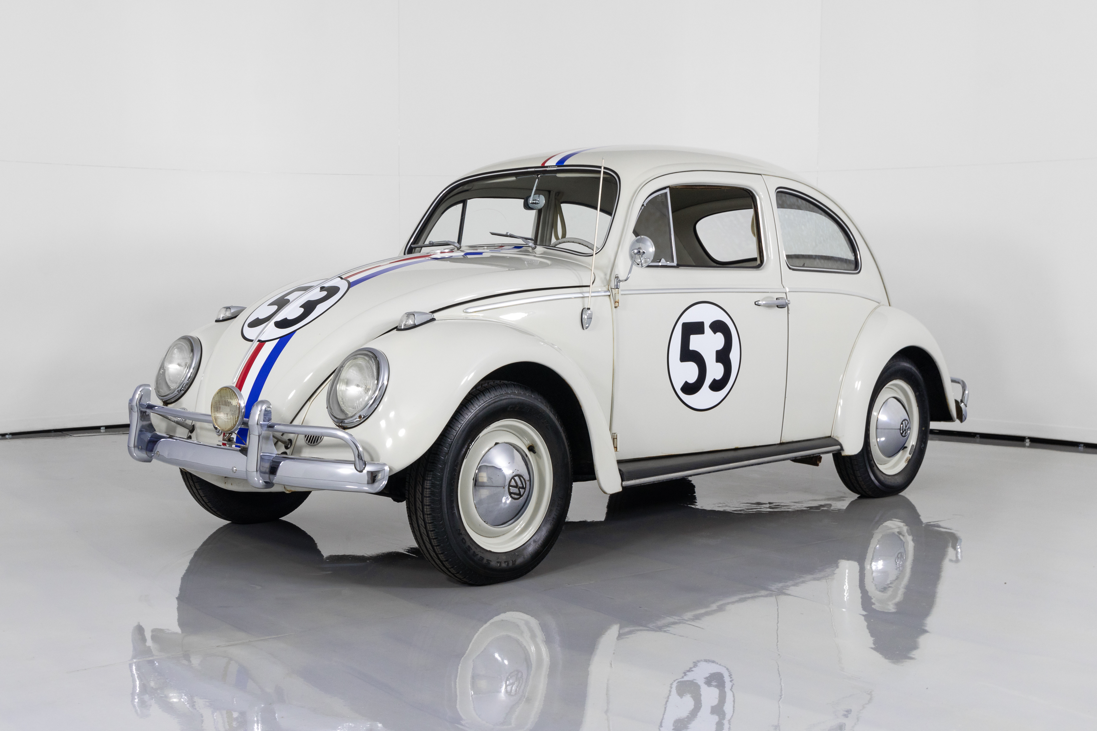 1963 VW Beetle Herbie
