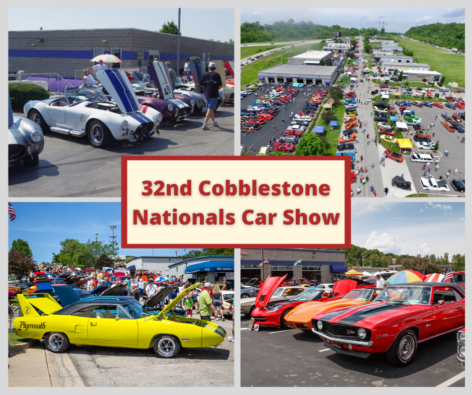Cobblestone Nationals Car Show