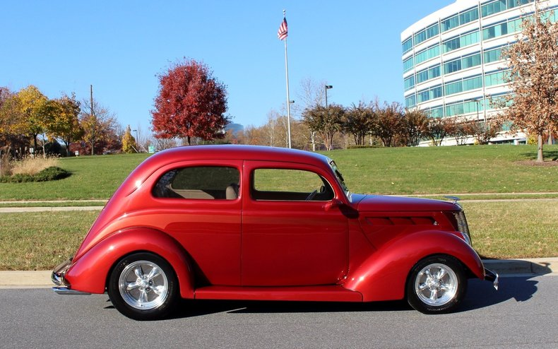 1937 Ford Street Rod 1937 Ford Street Rod Pro Touring