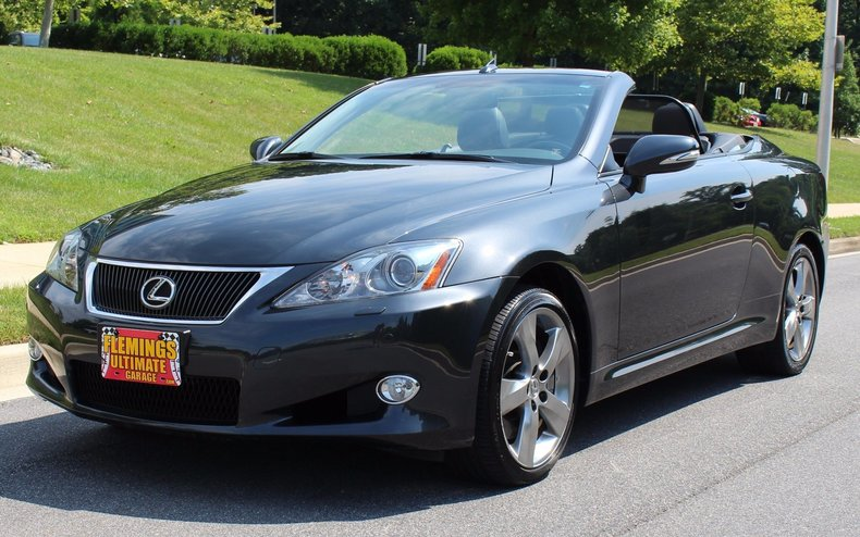 2010 lexus is 350c 2010 lexus is 350 for sale to purchase or buy classic cars for sale. Black Bedroom Furniture Sets. Home Design Ideas