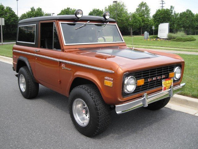 1969 1969 Ford Bronco For Sale