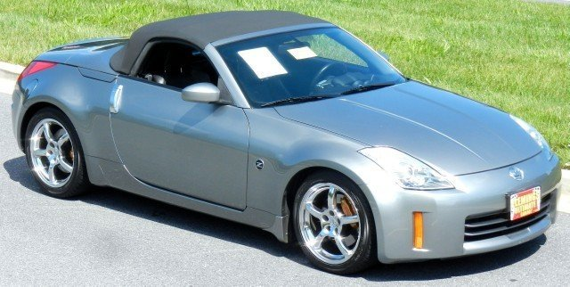2006 2006 Nissan 350Z For Sale