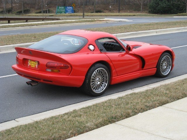 1997 dodge viper 1997 dodge viper for sale to buy or purchase classic cars muscle cars. Black Bedroom Furniture Sets. Home Design Ideas