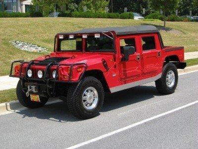 2002 Hummer Convertible
