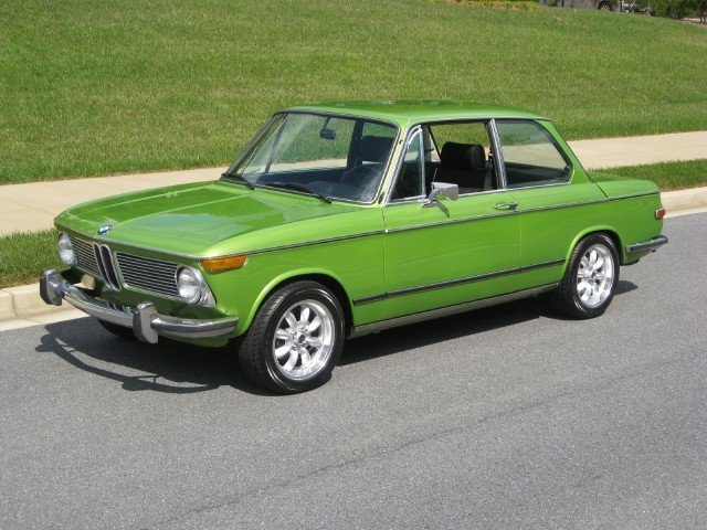 1972 bmw 2002 1972 bmw 2002 for sale to buy or purchase classic cars for sale muscle cars. Black Bedroom Furniture Sets. Home Design Ideas
